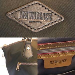 MZ Wallace Bags - MZ Wallace Chelsea Sage Green Nylon Tote